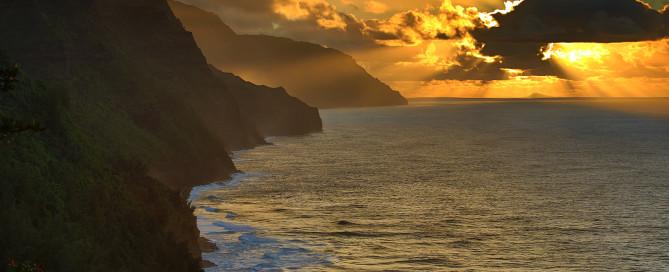 Na-Pali-coast-sunset
